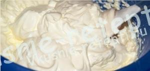 крем для бисквитного торта, фото