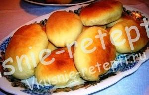пирожки рецепты, фото