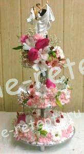 свадебные торты, фото