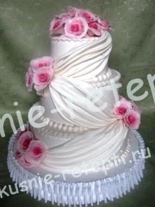 свадебный торт 2013, фото