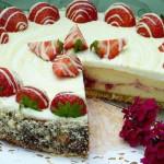 торт из печенья, фото