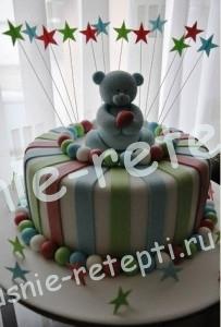 торт на день рожденья мальчика