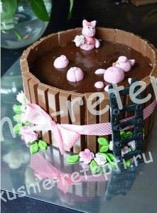 торт на день рожденье ребенку