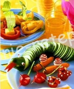 еда для детей, фото