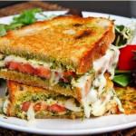 праздничные бутерброды, фото