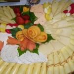 Сырная тарелка ассорти