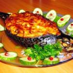 скумбрия запеченная в духовке рецепт