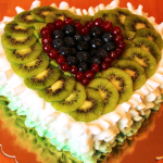 торт с фруктами в желе рецепт с фото
