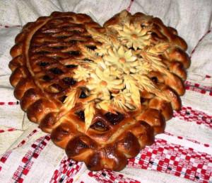 пирог красивый фото
