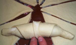 рогалики с повидлом рецепт фото