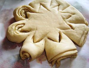 украшение пирогов фото