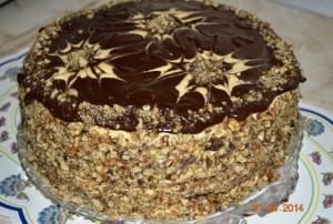 Торт Идеал рецепт с фото