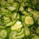 маринованные кабачки рецепт фото