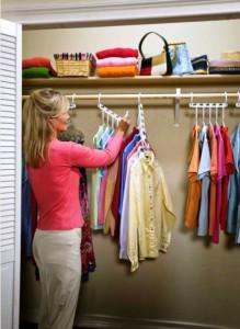 Вешалка для одежды Цепочка (Wonder Hanger) (Bradex)