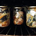 Домашние консервы из скумбрии фото