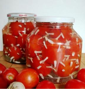 помидоры ежики на зиму рецепт с фото