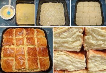 Вкусная погача с сыром