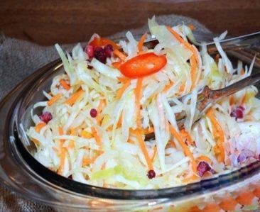 salat rinocinii foto