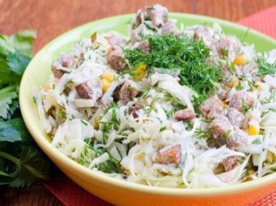 salat s suharikami