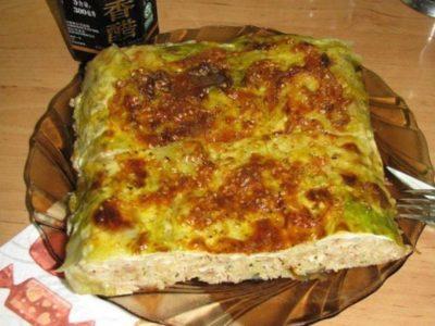 Пирог «Экспресс» за 15 минут