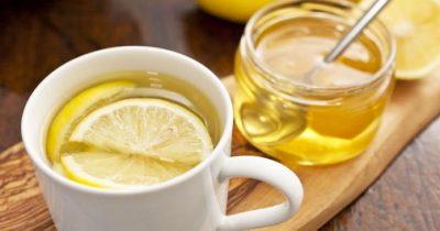 Она пила теплую воду с медом и лимоном каждый день в течение года — вот что с ней случилось!