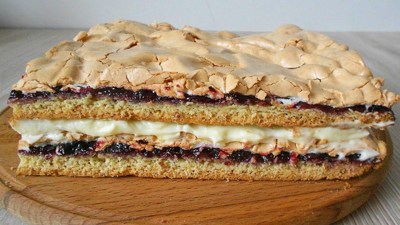песочное тесто для торта рецепт с фото