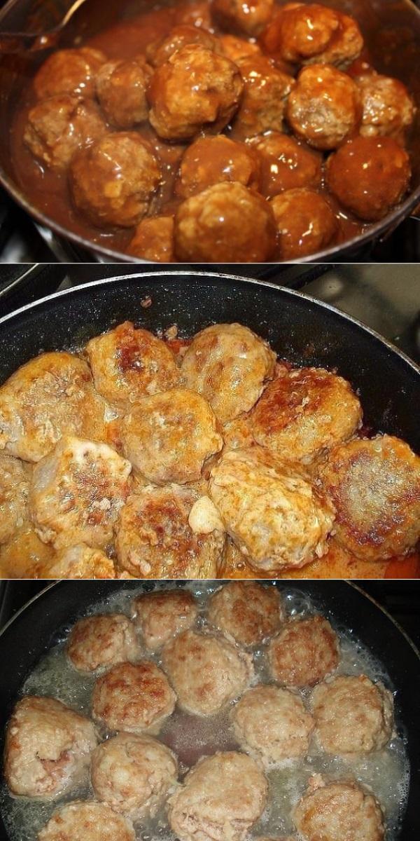 Этот рецепт тефтелей — любимый нами с детства. Приготовить тефтели очень просто, а кушать очень вкусно!