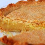 Очень нежный лимонный пирог. Самый популярный в кафе и ресторанах