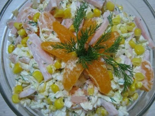 Этот салат мое коронное блюдо уже лет 10!