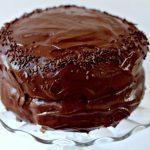 Наткнулась на этот чудо-рецепт случайно и теперь готовлю шоколадный торт только на так